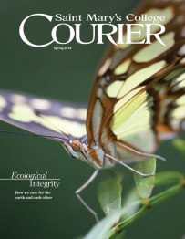 Courier Magazine: Saint Mary's College
